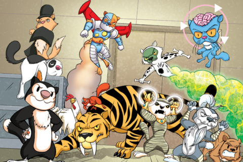 Scratch9 artwork by Jason T. Kruse
