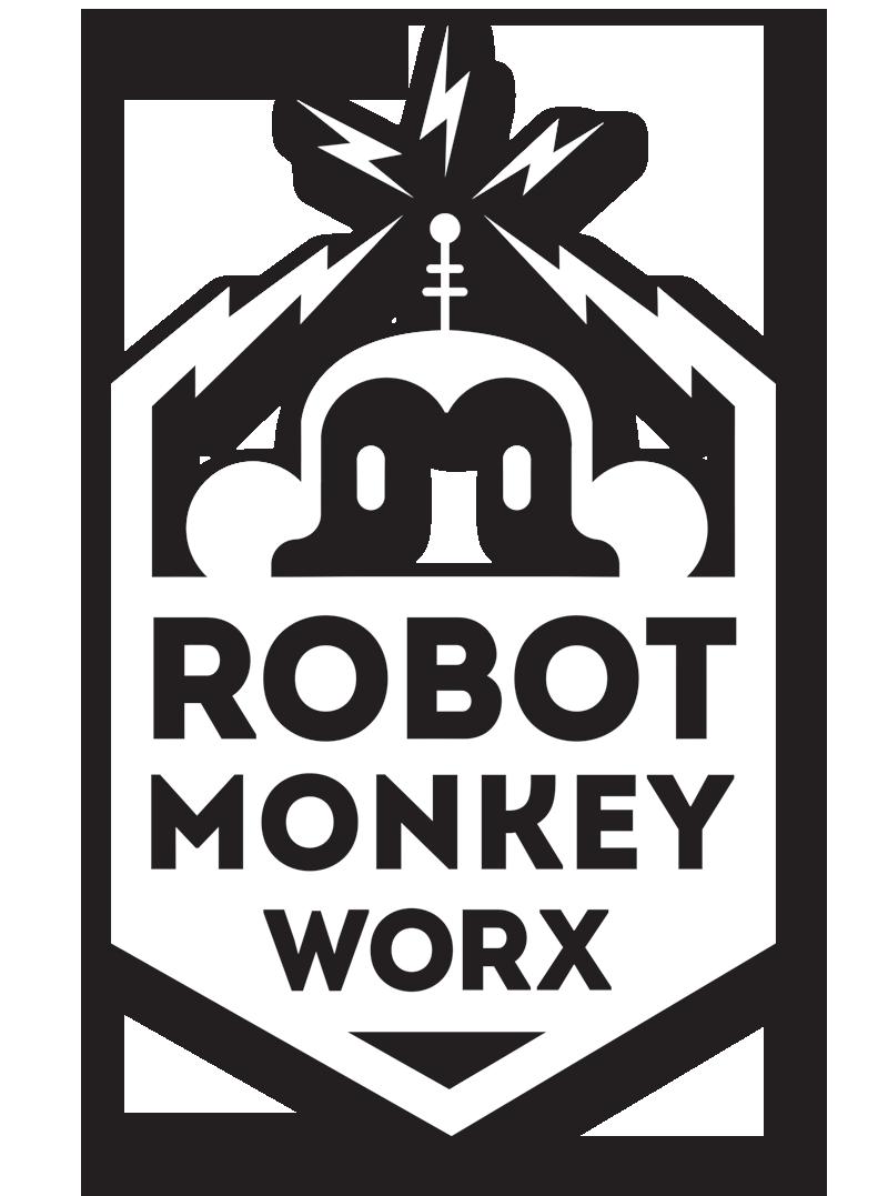 Robot Monkey Worx