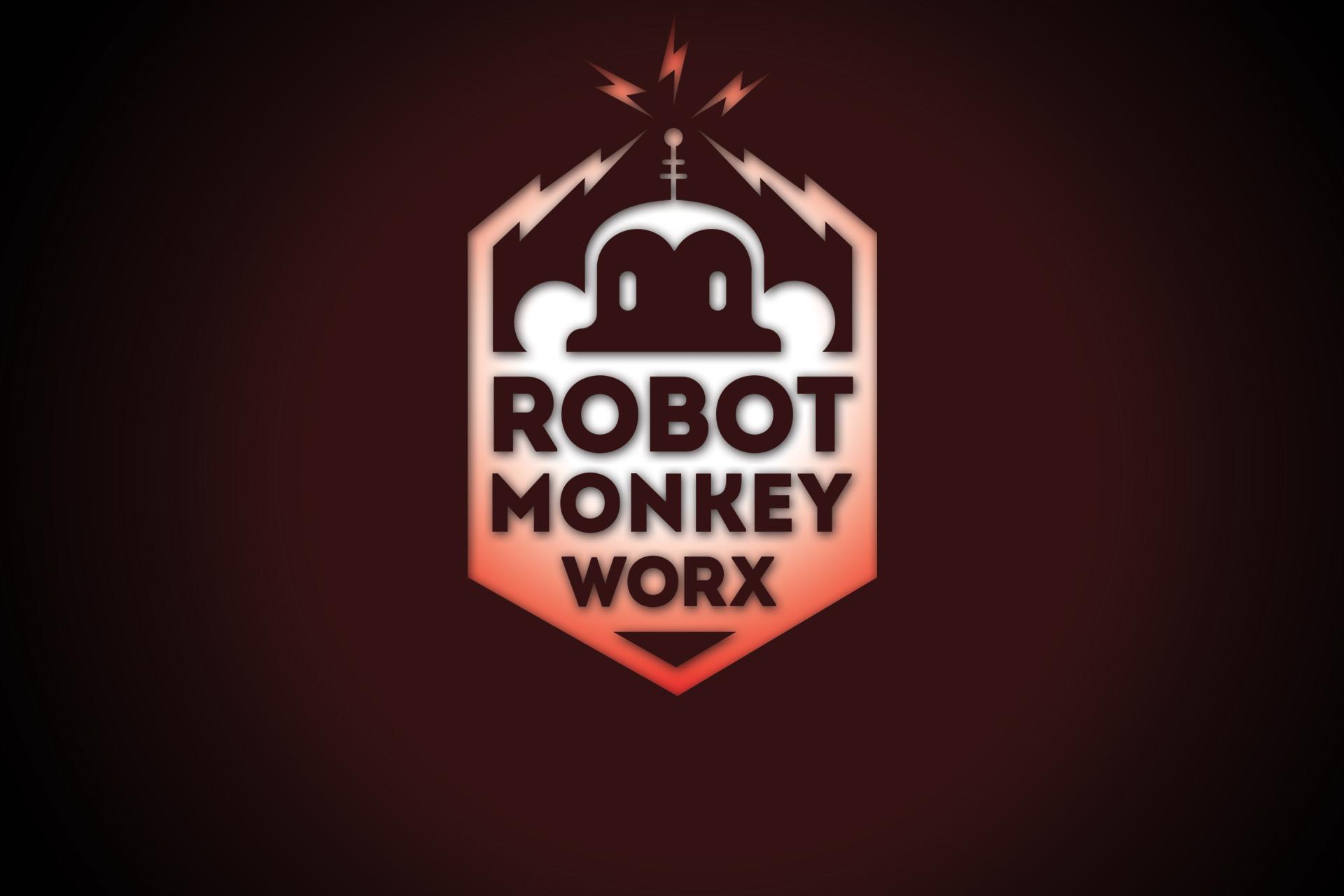 Robot Monkey Worx logo